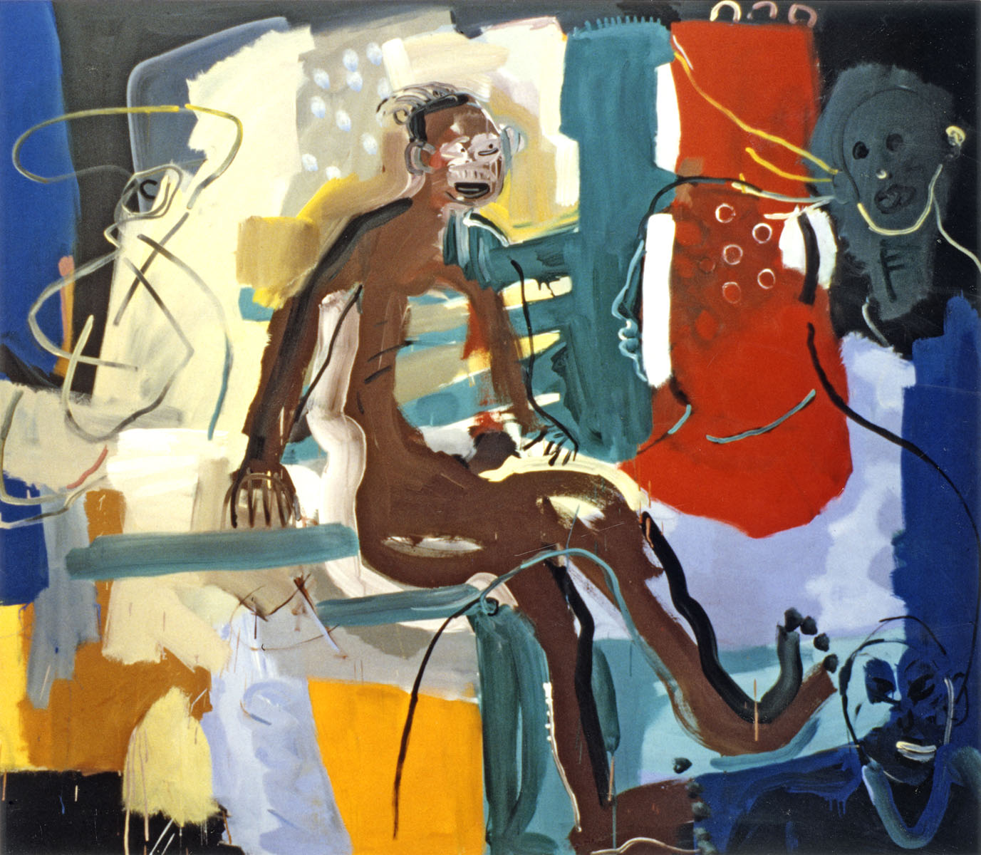 1990-6_the-dialy-blues_1990_acryl-leinwand_150x170cm